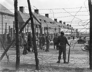British internment camp for Jewish refugees, H...